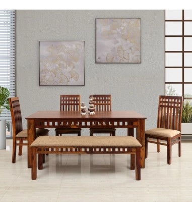 Buy 4 seater dining table online in India