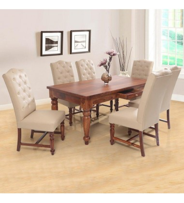 Buy dining table set 6 seater Online