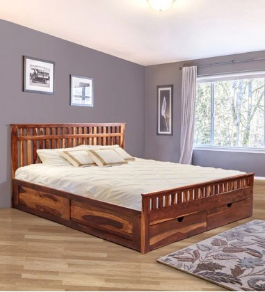 buy king size beds online