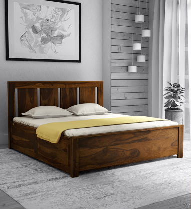 buy king size double bed with storage Online