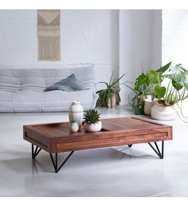 Best Wooden Coffee Table Online in India