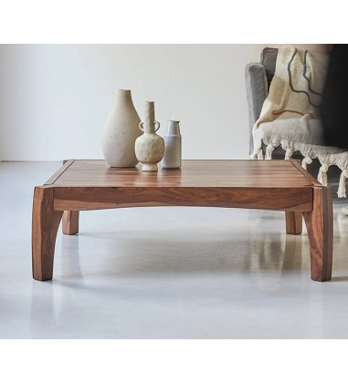 Buy Wooden Coffee Table Online in Bangalore India