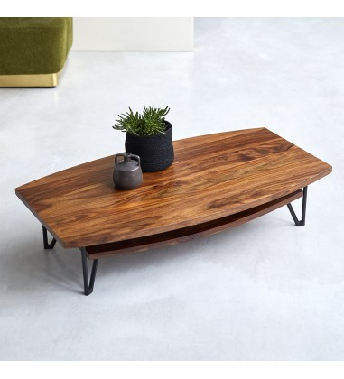 Shop wooden Coffee table online in India