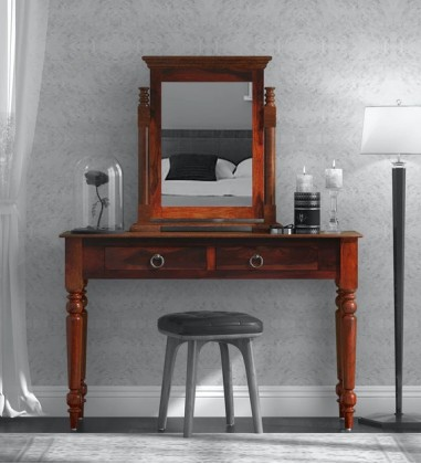 dressing table with storage