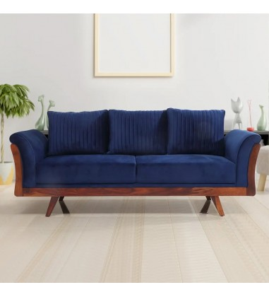 3 Seater Fabric Sofa Set online in india