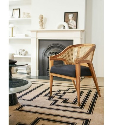 Custom Houzz Opia Accent Chair